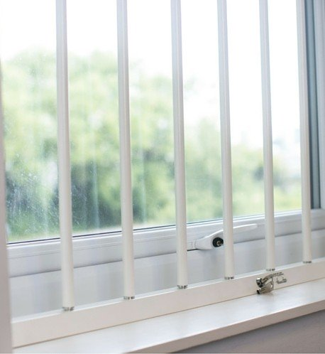 removable window security bars zoom