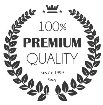 100% Premium Quality Since 1999